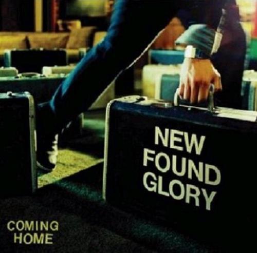 New Found Glory Coming Home CD album (CDLP) UK NFGCDCO374522