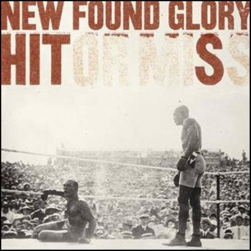 New Found Glory Hit Or Miss: We Love NFG - All Time Best CD album (CDLP) Japanese NFGCDHI426654