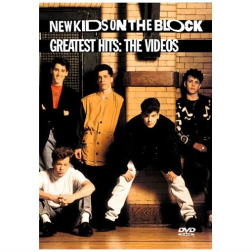 New Kids On The Block Greatest Hits Images