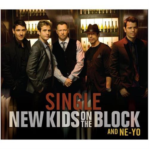 "New Kids On The Block Single CD single (CD5 / 5"") UK NKOC5SI452594"