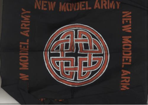 New Model Army Bandana UK memorabilia (697442) BANDANA