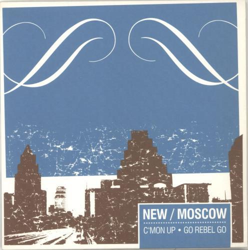 "New Moscow C'mon Up 7"" vinyl single (7 inch record) UK QW407CM701995"