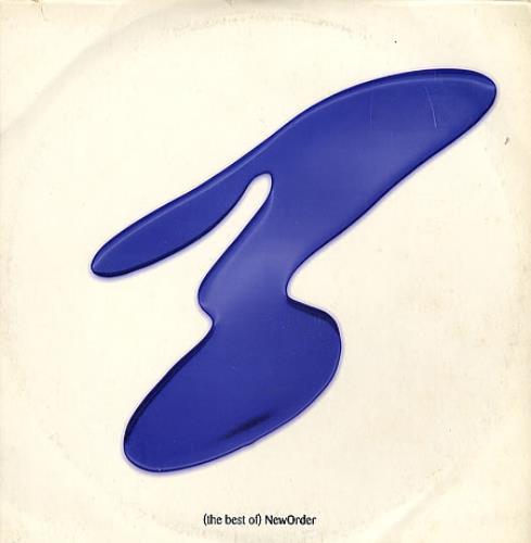New Order (The Best Of) New Order 2-LP vinyl record set (Double Album) Brazilian NEW2LTH348455
