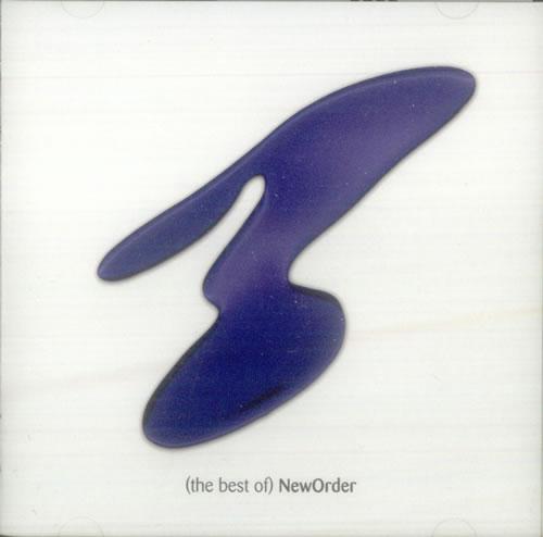 New Order (The Best Of) New Order CD album (CDLP) Japanese NEWCDTH545084