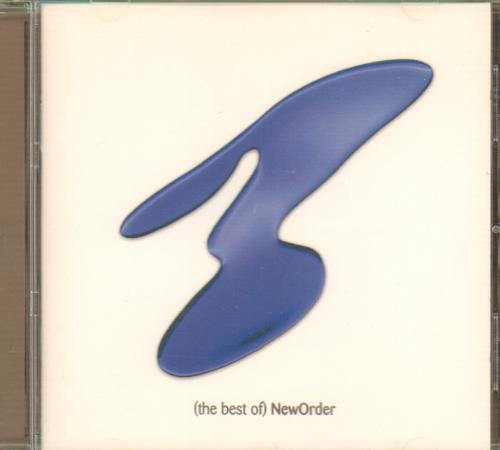 New Order (The Best Of) New Order CD album (CDLP) UK NEWCDTH657205
