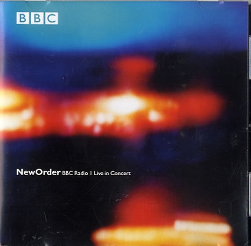New Order BBC Radio 1 Live In Concert CD album (CDLP) UK NEWCDBB307480