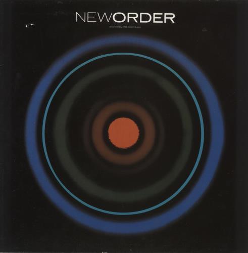 "New Order Blue Monday '88 - EX 12"" vinyl single (12 inch record / Maxi-single) UK NEW12BL683731"