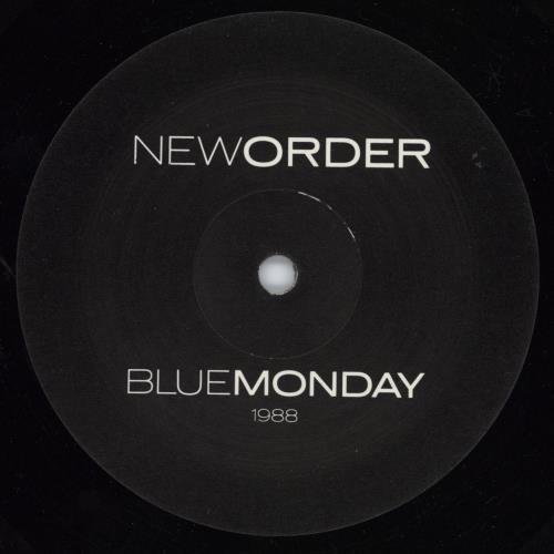 "New Order Blue Monday '88 12"" vinyl single (12 inch record / Maxi-single) UK NEW12BL36133"