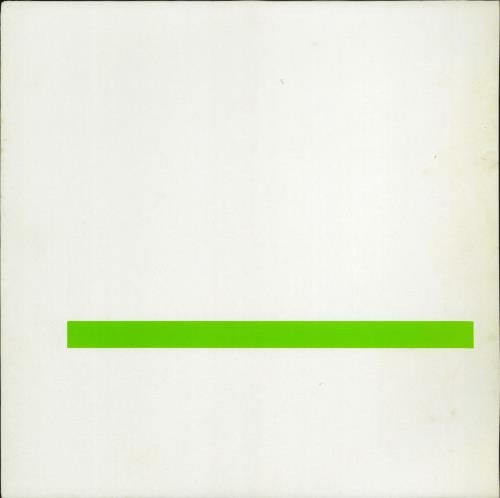 """New Order Crystal - 3rd Issue - Green stripe 12"""" vinyl single (12 inch record / Maxi-single) UK NEW12CR191992"""
