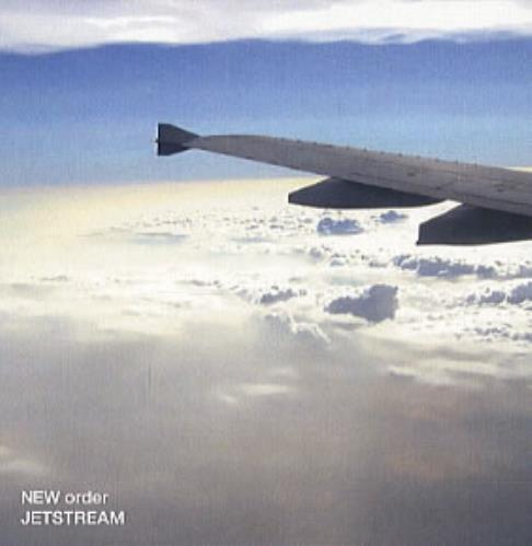 New Order Jetstream CD-R acetate UK NEWCRJE325608
