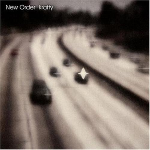 New Order Krafty 2-CD single set (Double CD single) UK NEW2SKR318547