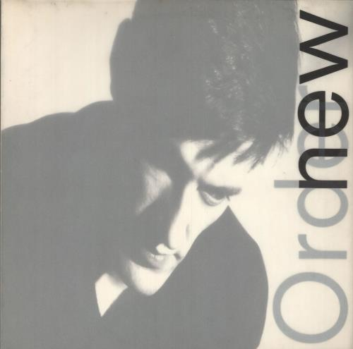 New Order Low-Life - VG+ vinyl LP album (LP record) UK NEWLPLO746165