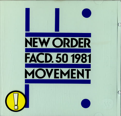 New Order Movement CD album (CDLP) German NEWCDMO599066
