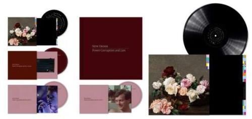 New Order Power Corruption and Lies (Definitive Edition) - Sealed box set UK NEWBXPO753501