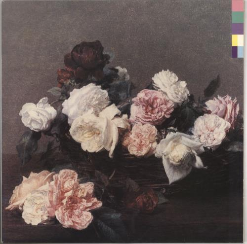 New Order Power, Corruption & Lies - EX vinyl LP album (LP record) UK NEWLPPO636797