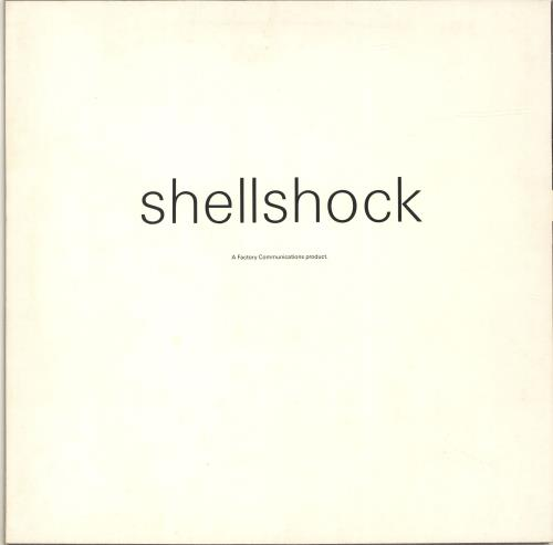 "New Order Shellshock - EX 12"" vinyl single (12 inch record / Maxi-single) UK NEW12SH44881"