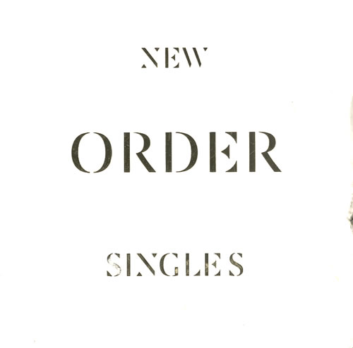 New Order Singles 2 CD album set (Double CD) UK NEW2CSI339148