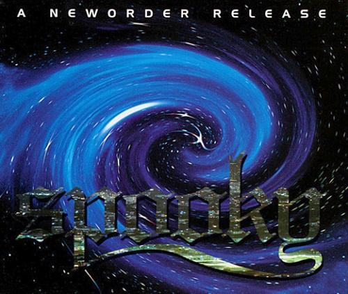 "New Order Spooky CD single (CD5 / 5"") UK NEWC5SP48610"