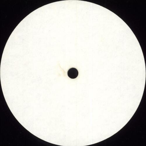 """New Order Touched By The Hand Of God - White Label 12"""" vinyl single (12 inch record / Maxi-single) UK NEW12TO59091"""