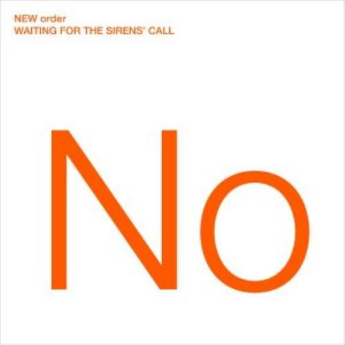 New Order Waiting For The Sirens Call CD album (CDLP) UK NEWCDWA319870