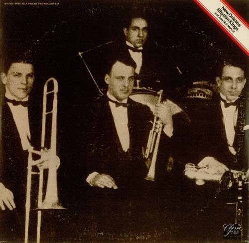 New Orleans Rhythm Kings New Orleans Rhythm Kings 2-LP vinyl record set (Double Album) US NOK2LNE443652