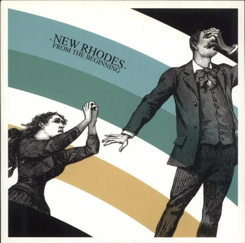 "New Rhodes From The Beginning 7"" vinyl single (7 inch record) UK NAJ07FR394297"