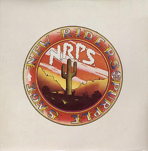 New Riders Of The Purple Sage New Riders Of The Rurple Sage vinyl LP album (LP record) US NRPLPNE353015
