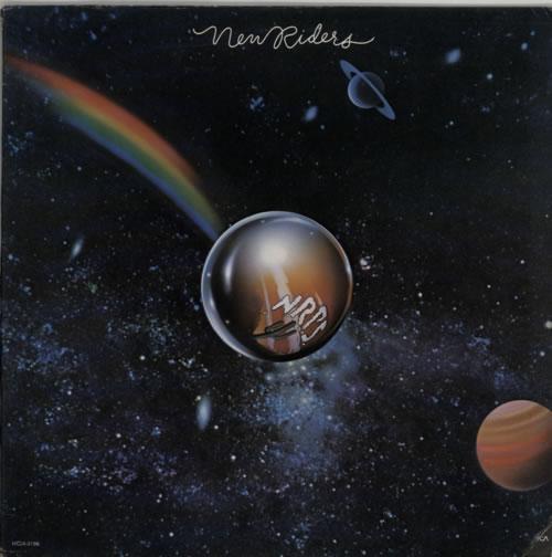 New Riders Of The Purple Sage New Riders vinyl LP album (LP record) UK NRPLPNE66222