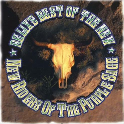 New Riders Of The Purple Sage The Very Best Of The Relix Years 2 CD album set (Double CD) UK NRP2CTH471383