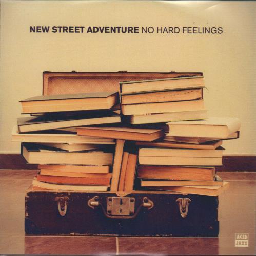 New Street Adventure No Hard Feelings CD-R acetate UK OYWCRNO671738