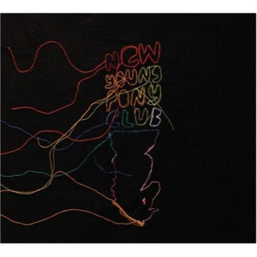 "New Young Pony Club New Young Pony Club EP CD single (CD5 / 5"") Australian NPCC5NE410200"
