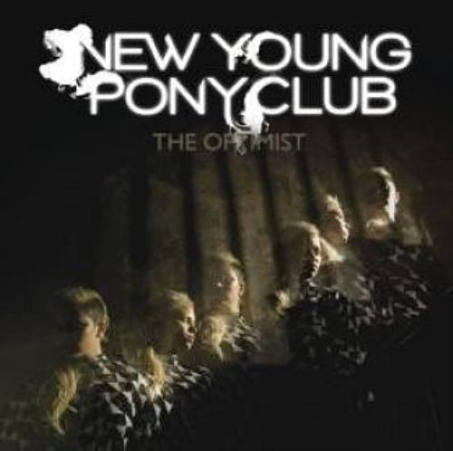 New Young Pony Club The Optimist CD album (CDLP) UK NPCCDTH499186