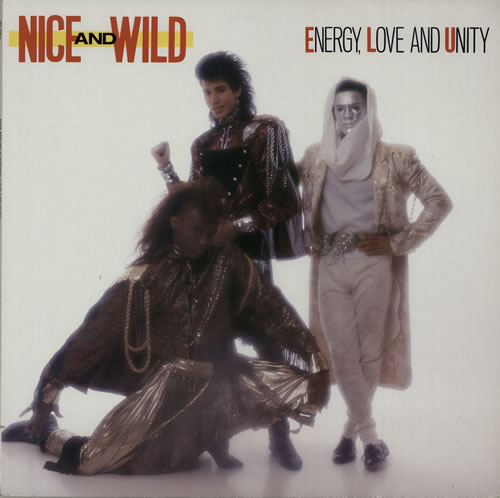 Nice & Wild Energy, Love And Unity vinyl LP album (LP record) German NSELPEN576002