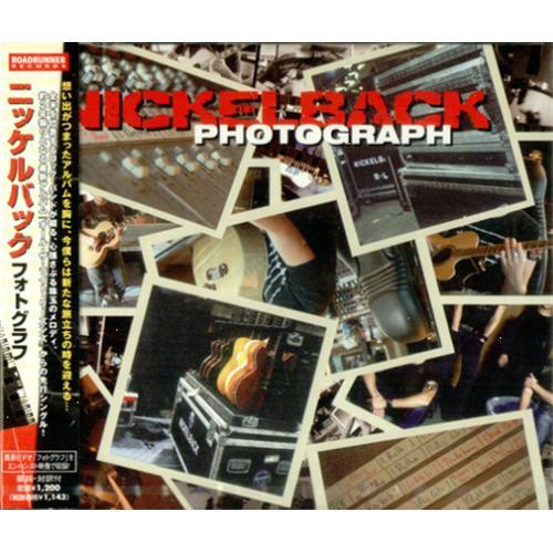 Nickelback Photograph Japanese Cd Single Cd5 5 327377
