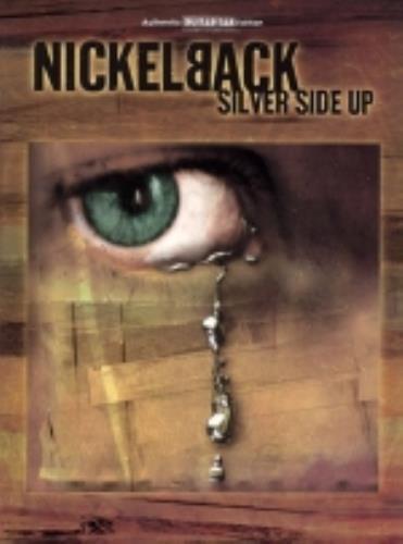 Nickelback Silver Side Up [TAB] UK book (229976) 0757982484
