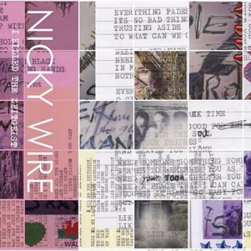 Nicky Wire I Killed The Zeitgeist CD album (CDLP) UK NCKCDIK373463