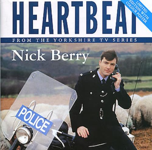 "Nick Berry Heartbeat 7"" vinyl single (7 inch record) UK NKB07HE303179"