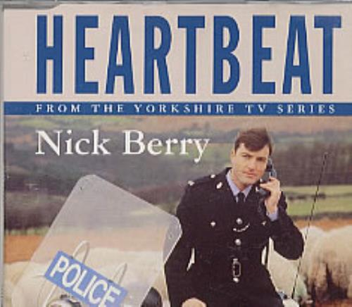 "Nick Berry Heartbeat CD single (CD5 / 5"") UK NKBC5HE61969"