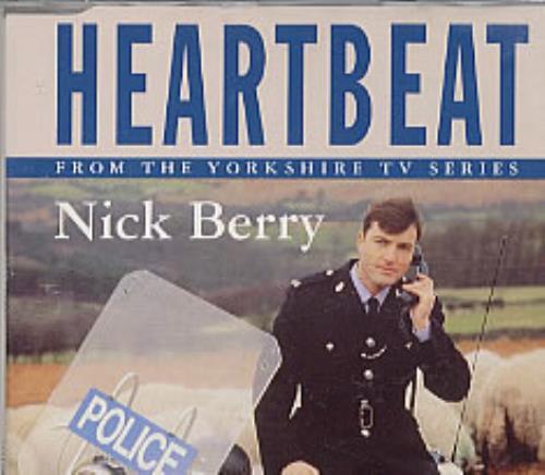 "Nick Berry Heartbeat CD single (CD5 / 5"") UK NKBC5HE61969"