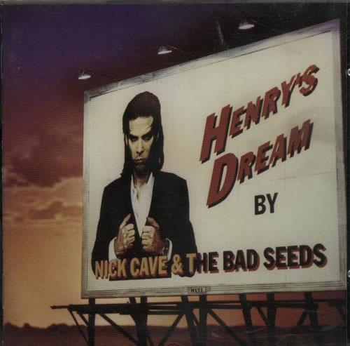 Nick Cave Henry's Dream CD album (CDLP) UK NCVCDHE598569