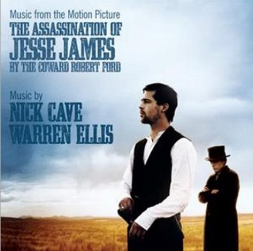 Nick Cave The Assassination of Jesse James By The Coward Robert Ford CD album (CDLP) UK NCVCDTH418517