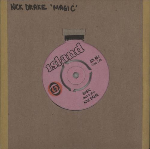 "Nick Drake Magic CD single (CD5 / 5"") UK N-DC5MA283291"