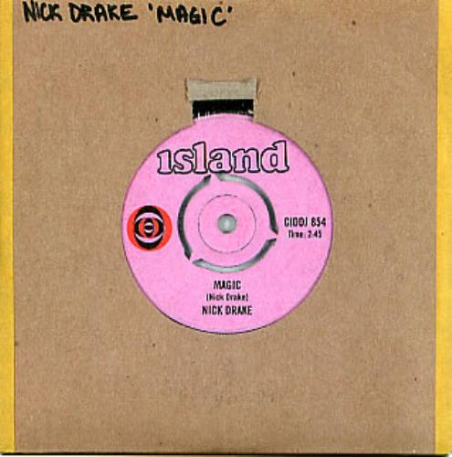 "Nick Drake Magic CD single (CD5 / 5"") UK N-DC5MA286753"