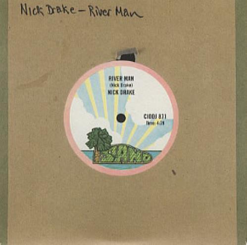 """Nick Drake River Man CD single (CD5 / 5"""") UK N-DC5RI303249"""