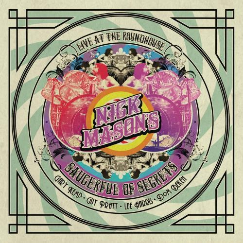 Nick Mason Live at the Roundhouse - Sealed 2-LP vinyl record set (Double Album) UK NKM2LLI752725