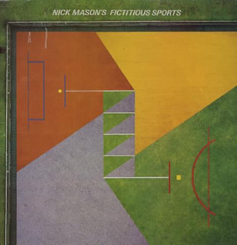 Nick Mason Nick Mason's Fictitious Sports vinyl LP album (LP record) UK NKMLPNI315198