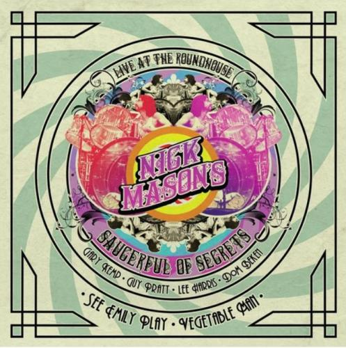 "Nick Mason See Emily Play - RSD 2020 - Sealed 12"" vinyl single (12 inch record / Maxi-single) UK NKM12SE751228"