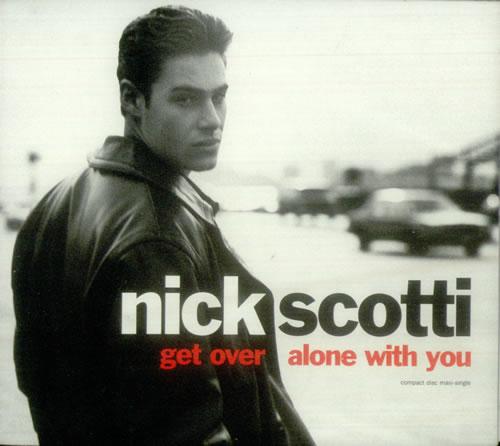 "Nick Scotti Get Over CD single (CD5 / 5"") German NSCC5GE21398"