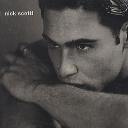 Nick Scotti Nick Scotti CD album (CDLP) US NSCCDNI200872