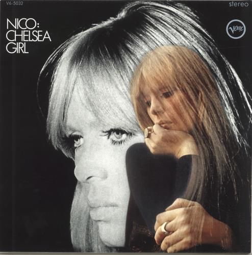 Nico Chelsea Girl - 180gm vinyl LP album (LP record) UK N-CLPCH695201